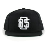 805 Game Breaker Hat In Black - 805 CLOTHING