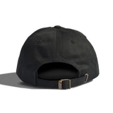 805 Logo Dad Hat In Black - 805 CLOTHING