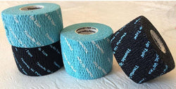 Starter Pack (4 rolls), FREE SHIPPING in the US With Code, Three rolls at 1.5 inch x 7.5 yards, One roll at 2 inch x 7.5 yards