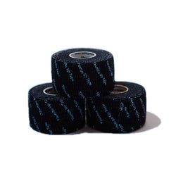 Thumbs Up Tape (Pack of 3). Black Color, 1.5 inches x 7.5 yards