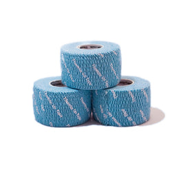 Thumbs Up Tape (Pack of 3). Original BLUE, 1.5 inches x 7.5 yards
