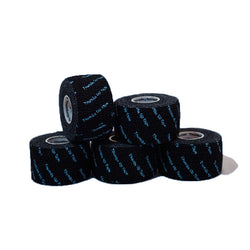 Thumbs Up Tape, (Pack of 5), BLACK Color, 1.5 inches x 7.5 yards - FREE SHIPPING in USA