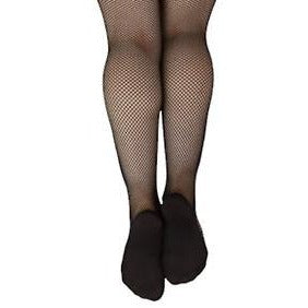 Capezio Professional Fishnet Seamless Tight-Kids