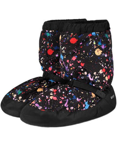 BLOCH IM009KP LIMITED EDITION WARM UP BOOTIES-KIDS