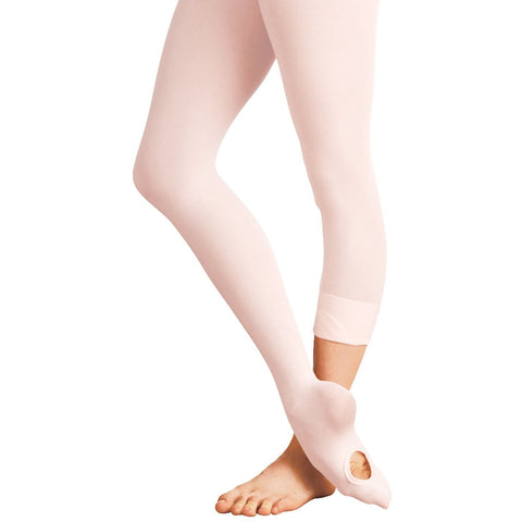 BODY WRAPPERS Convertible Tights- Adult