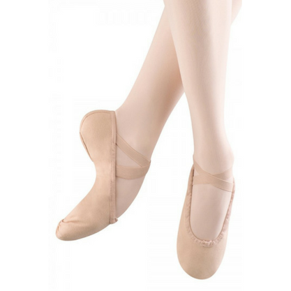 Bloch Pump Canvas Ballet Slipper