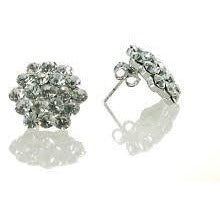 FH2 Crystal Cluster Earrings