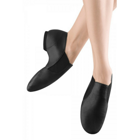 BLOCH Elasta Jazz Booties-Adults