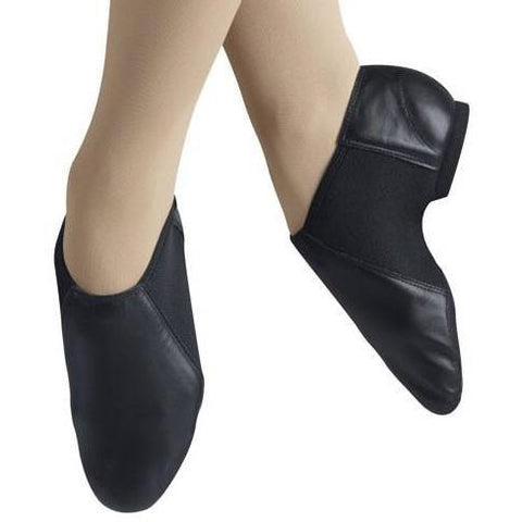 Leo's Adult Geoflex Slip-On Jazz Bootie