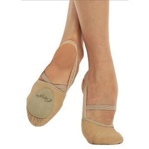 Capezio Leather Pirouette II