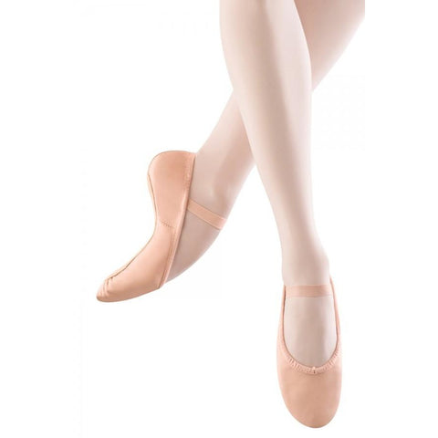 BLOCH Dansoft Full Sole Leather Ballet Slipper 205G