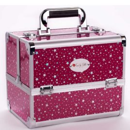 KISSED BY GLITTER Make Up Cases