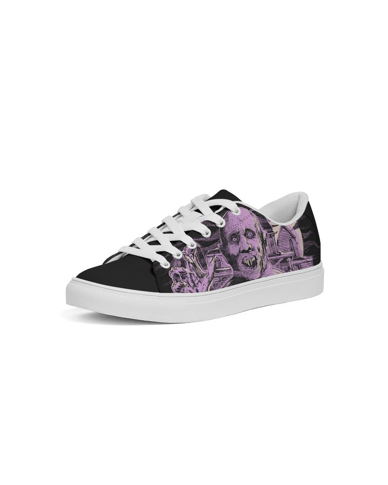 Salem 666 Men's Faux-Leather Sneaker