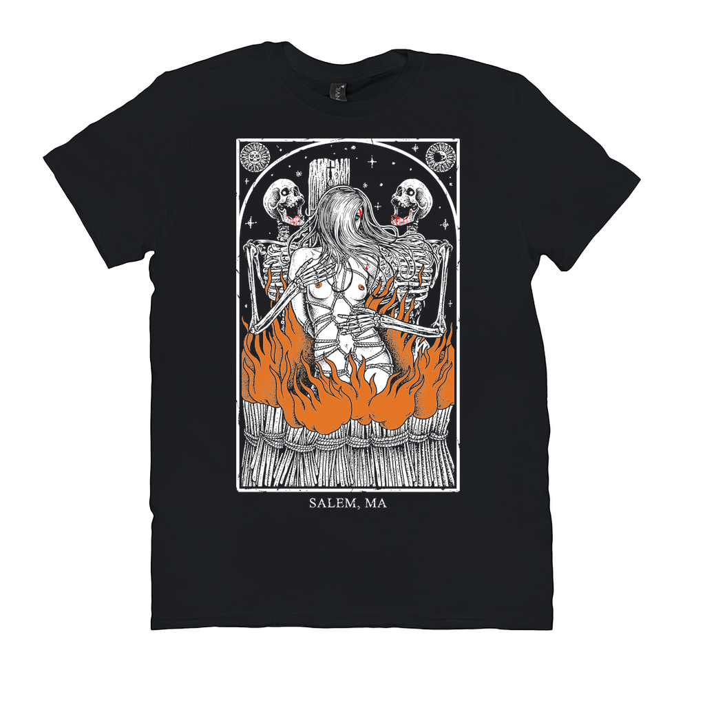 The Burning Witch Spring T-Shirt