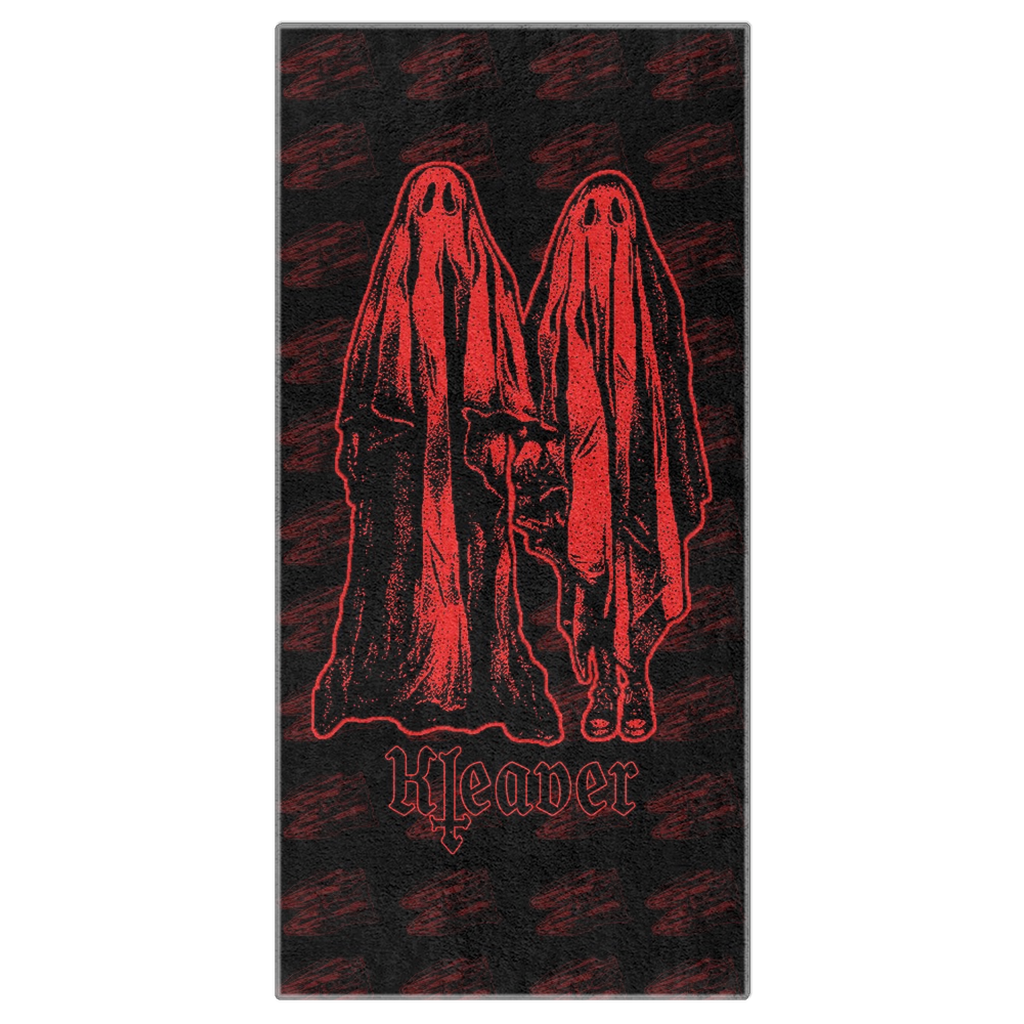 Together in Death Beach Towels