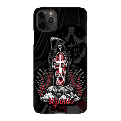 The Reaper Calls Phone Cases