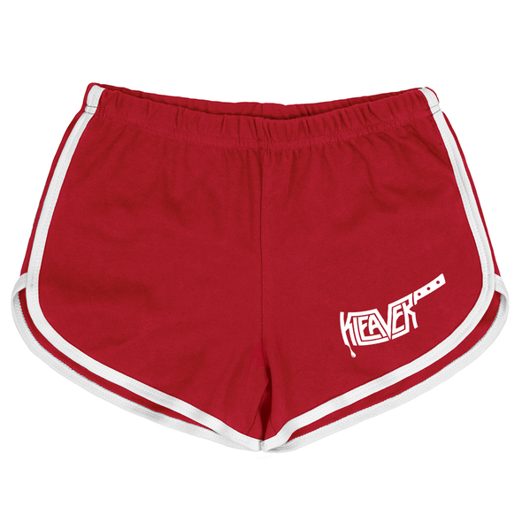 Hotter Than Hell Red Booty Shorts