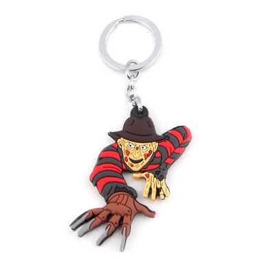 Shreddy Krueger Key Chain