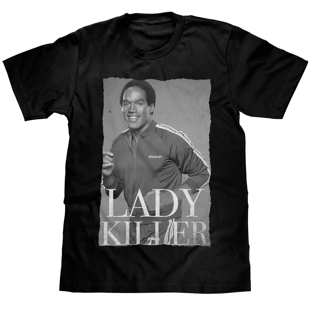 Lady Killer OJ T-Shirt