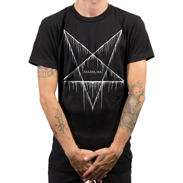 Dripping Salem Pentagram T-Shirt