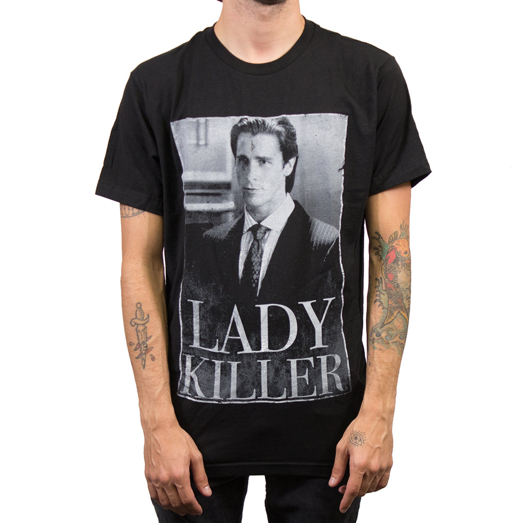 Lady Killer Bateman T-shirt
