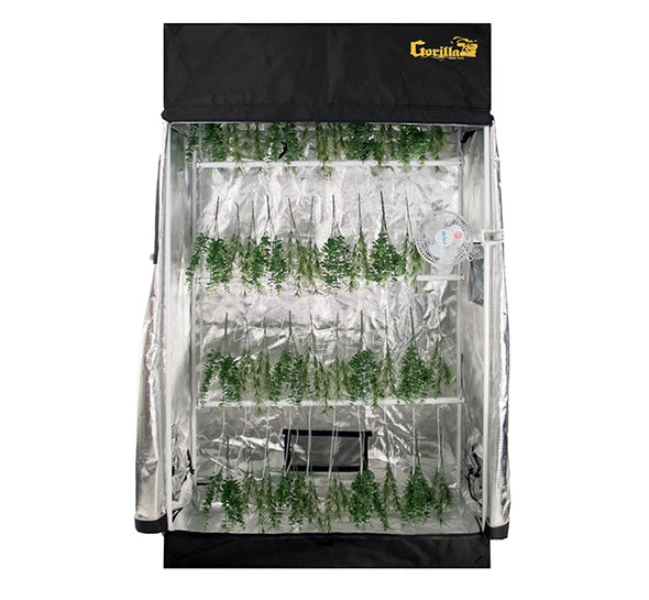 SuperCloset SuperRoom 2'x4' Dryer Tent Kit - GrowTech Garden