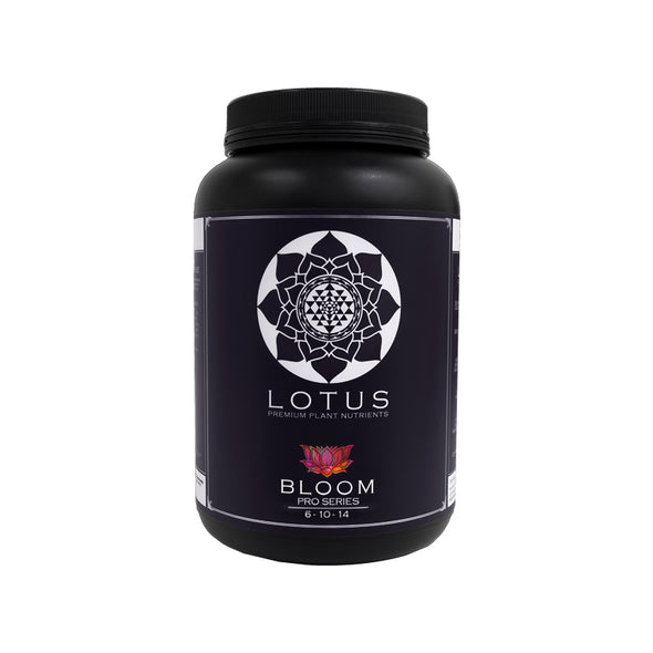Lotus Nutrients Pro Series - Bloom - GrowTech Garden