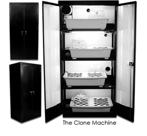 SuperCloset Clone Machine Grow Cabinet - GrowTech Garden
