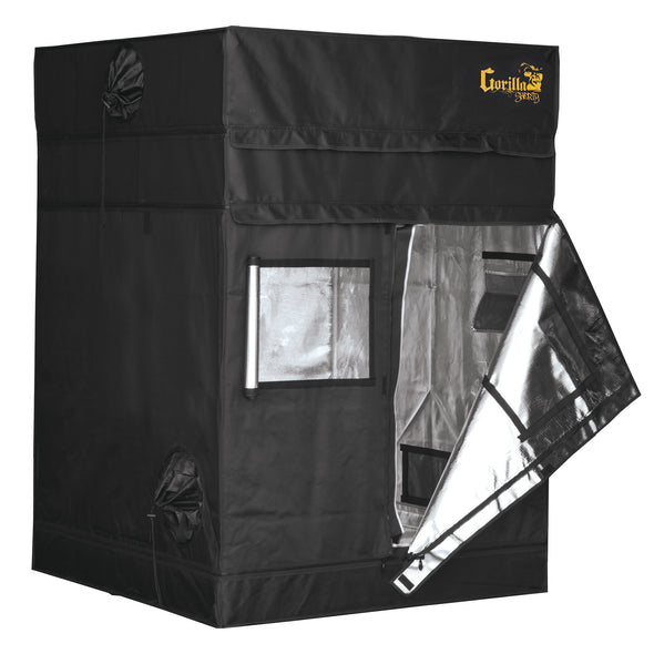 Gorilla SHORTY 4'x4' Grow Tent - GrowTech Garden