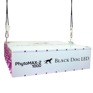 Black Dog LED PhytoMAX-2 1000 Grow Light with Phyto-Genesis Spectrum® - GrowTech Garden