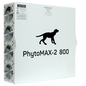 Black Dog LED PhytoMAX-2 800 Grow Light with Phyto-Genesis Spectrum® - GrowTech Garden