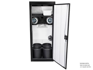 SuperCloset SuperStar Smart Grow Cabinet - GrowTech Garden