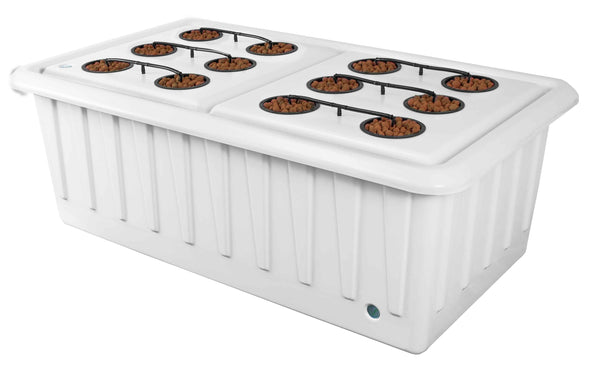 SuperPonics XL 12-Plant Hydroponic Grow System - GrowTech Garden