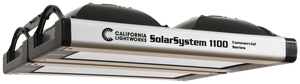 California Lightworks SolarSystem 1100 LED Grow Light - GrowTech Garden