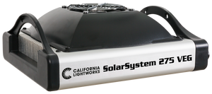 California Lightworks SolarSystem 275 Vegetative Spectrum LED Grow Light - GrowTech Garden