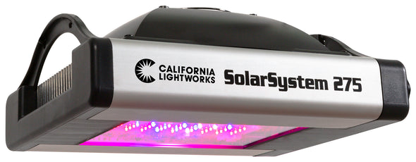 California Lightworks SolarSystem 275 LED Grow Light - GrowTech Garden