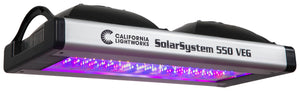 California Lightworks SolarSystem 550 Vegetative Spectrum LED Grow Light - GrowTech Garden