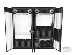 SuperCloset Trinity Smart Grow Cabinet System - GrowTech Garden