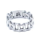 "1"" Stainless Steel Bracelet"