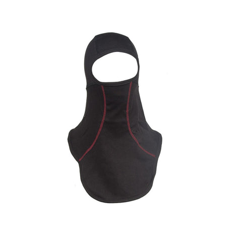 Black Full Face Cotton Motorcycle Mask