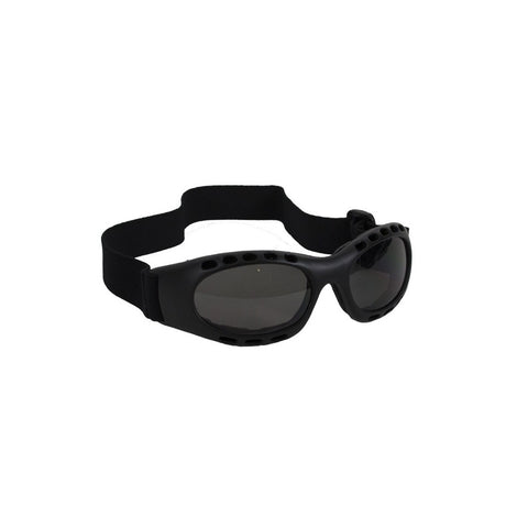 Goggles with Smoke Lens