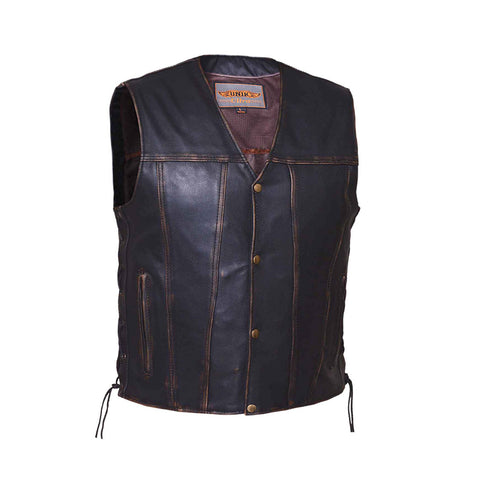 Mens COLORADO BROWN Vest