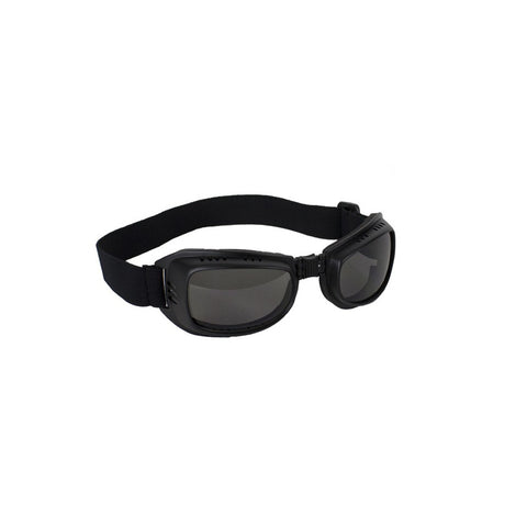 Riding Goggles With Smoke Lens