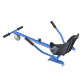 Go Cart Accessory for Hoverboard - Blue