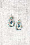 Chain Reaction Earrings - Kaneli Nomad Boutique