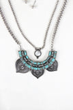 Lazy River Layered Necklace - Kaneli Nomad Boutique