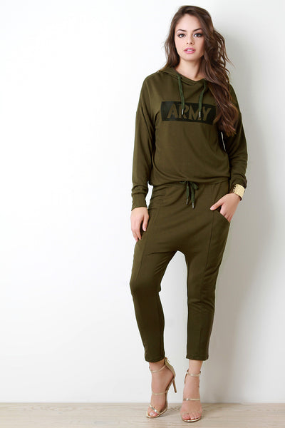 Drop Crotch Skinny Jogger Pants - Kaneli Nomad Boutique