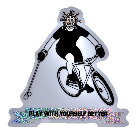 Solo Polo Sticker