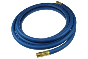 Neoprene Hose with Fittings - 1/4""