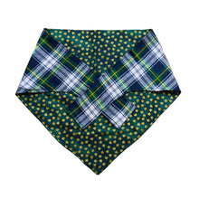 St. Patrick's Day Bandana for Big Dogs